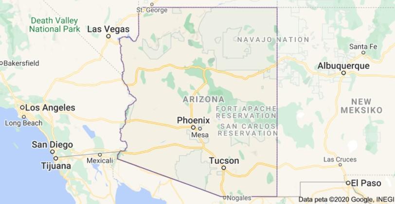 Arizona Per Diem Rates