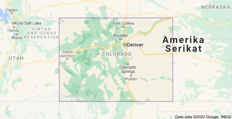 Colorado Per Diem Rates