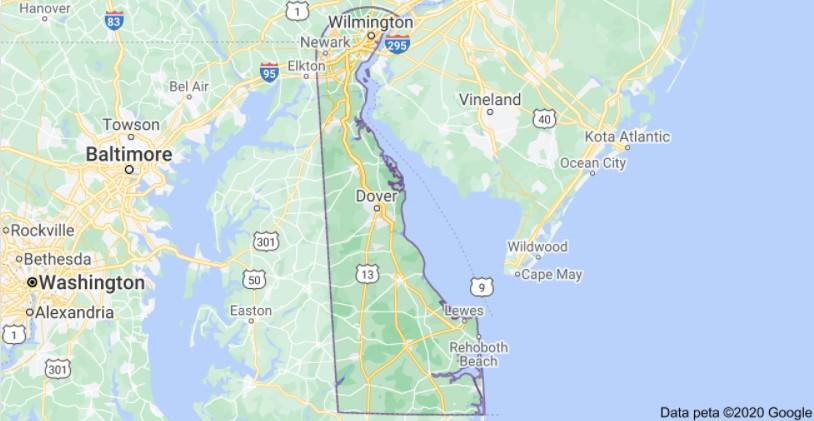 Delaware Per Diem Rates