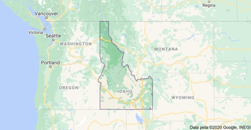 Idaho Per Diem Rates