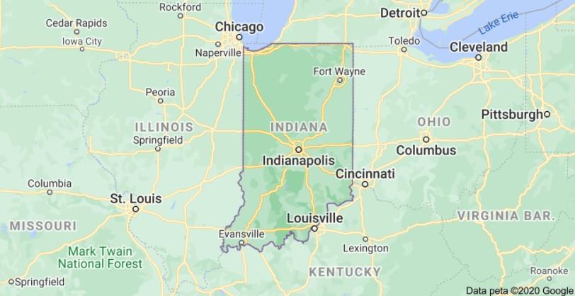 Indiana Per Diem Rates