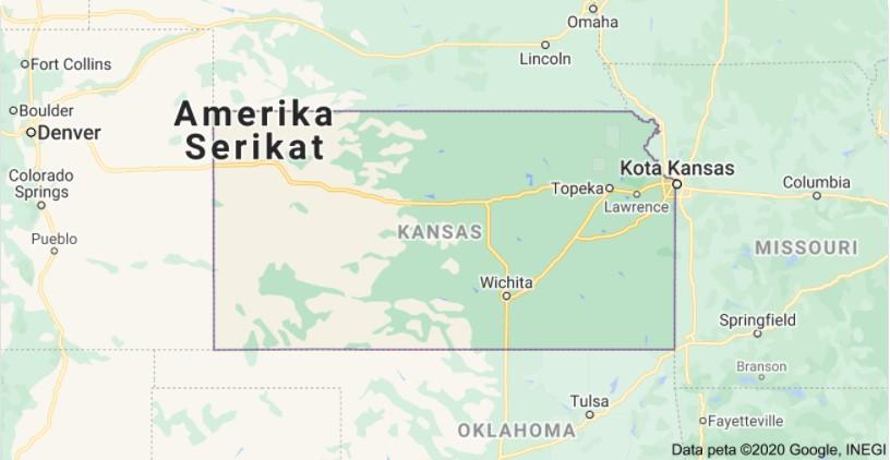 Kansas Per Diem Rates