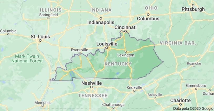 Kentucky Per Diem Rates