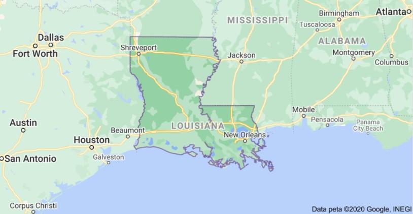 Louisiana Per Diem Rates