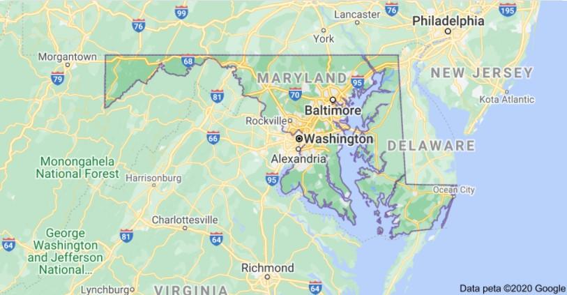 Maryland Per Diem Rates