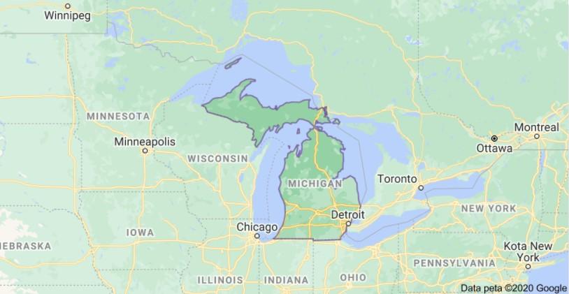 Michigan Per Diem Rates
