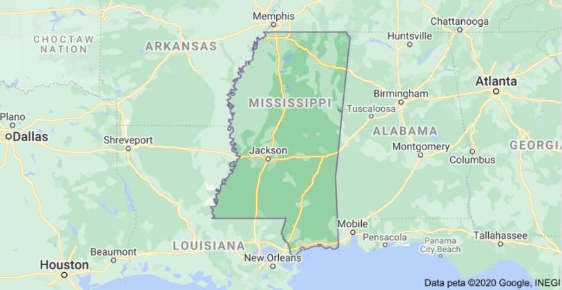 Mississippi Per Diem Rates