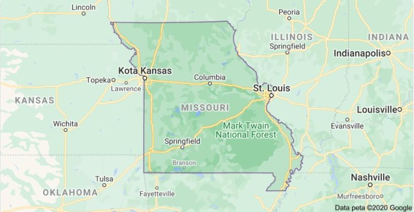 Missouri Per Diem Rates