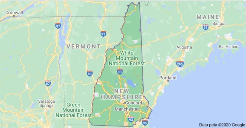 New Hampshire Per Diem Rates