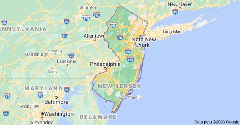 New Jersey Per Diem Rates