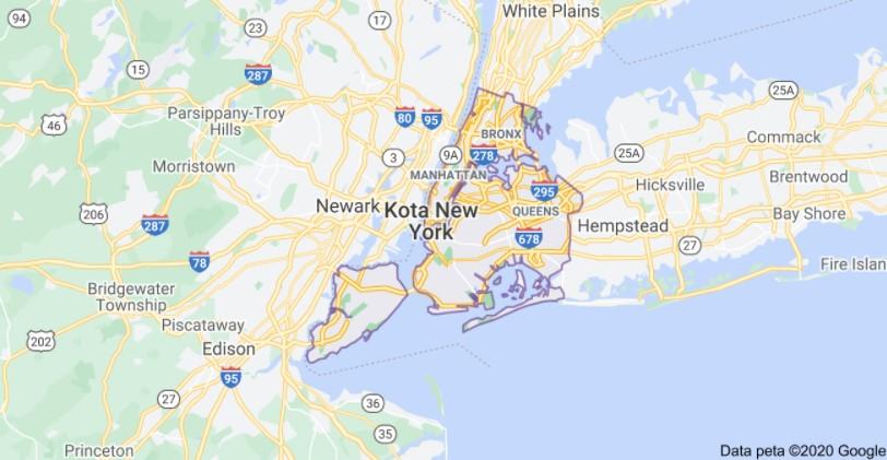 New York Per Diem Rates