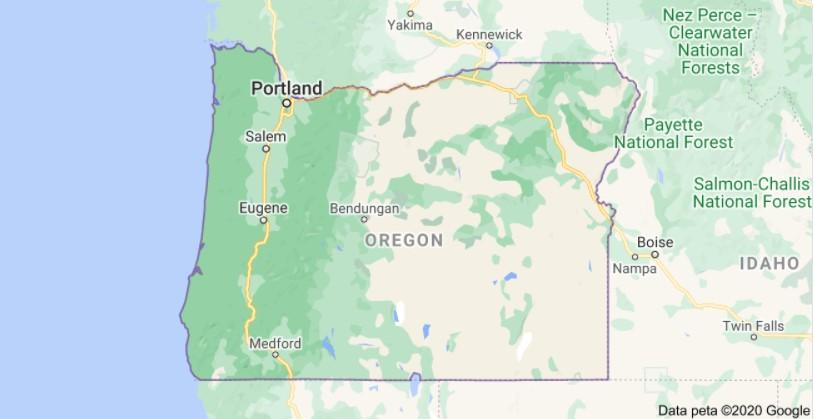 Oregon Per Diem Rates