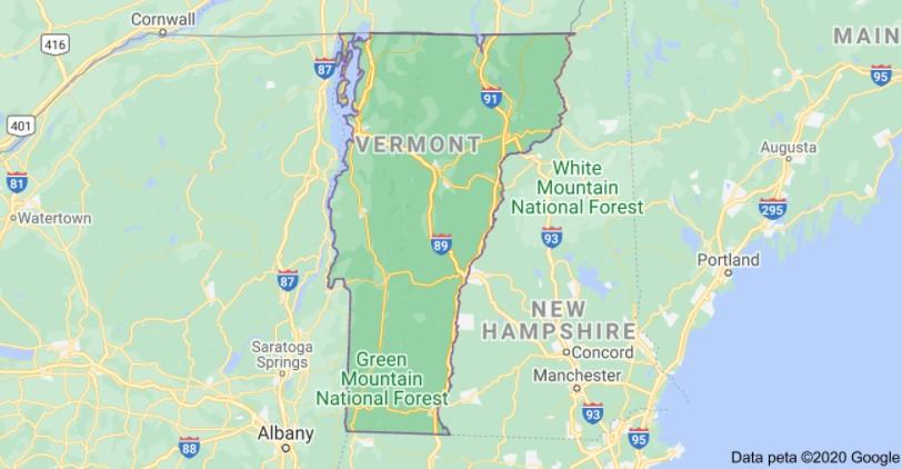 Vermont Per Diem Rates