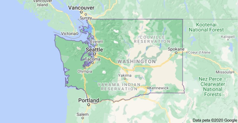 Washington Per Diem Rates