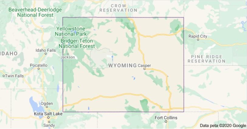 Wyoming Per Diem Rates